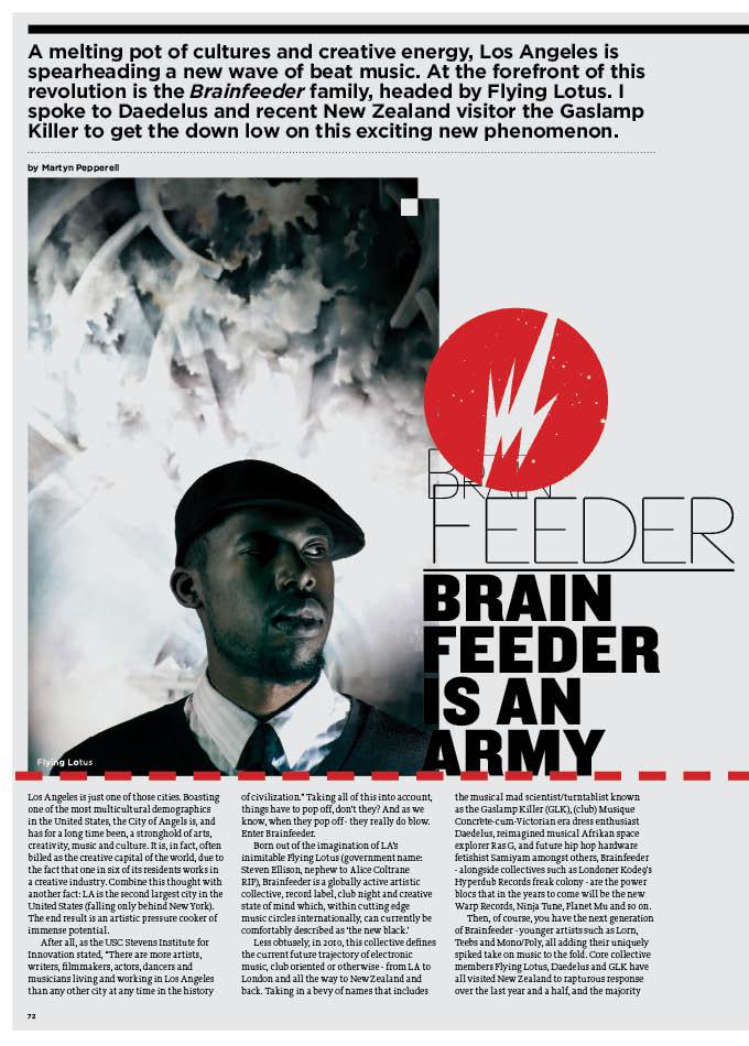 Brainfeeder 001