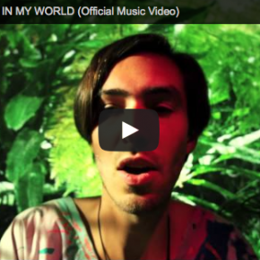 Matthewdavid - In My World (Music Video)