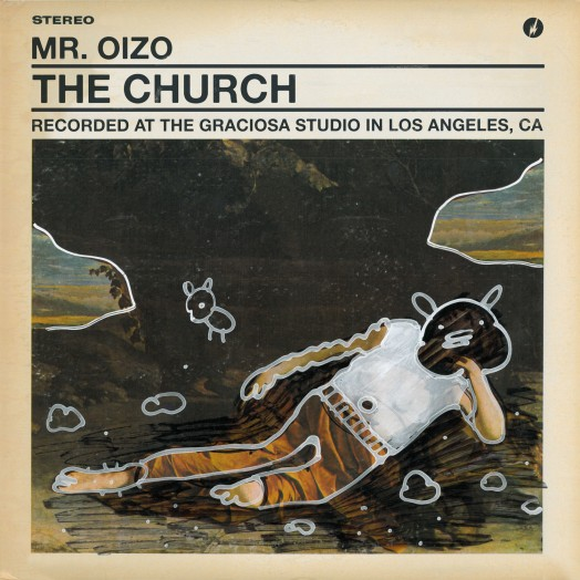BF053_Mr_Oizo_-_The_Church_PACKSHOT
