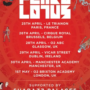 Flying Lotus - 2015 EU Tour