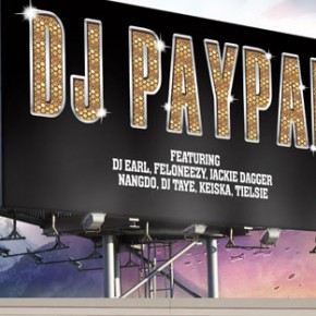 DJ PAYPAL - ANNOUNCES 'SOLD OUT' MINI-ALBUM