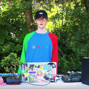 How To Make An Iglooghost Song (Video)
