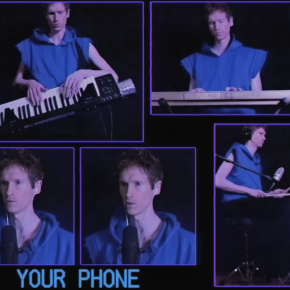 "VIDEO: Louis Cole - ""Phone"""