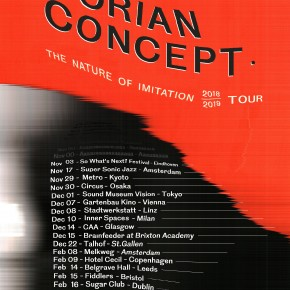 Dorian Concept on Tour 2018-2019