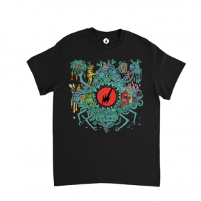 Brainfeeder Artist Series Shirt #1: Ghostshrimp