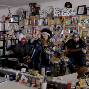 Georgia Anne Muldrow - Tiny Desk Concert