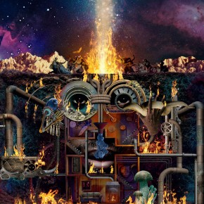 Flying Lotus - FLAMAGRA (New Album out May 24th)