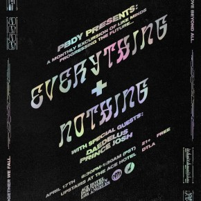 PBDY Presents: Everything + Nothing