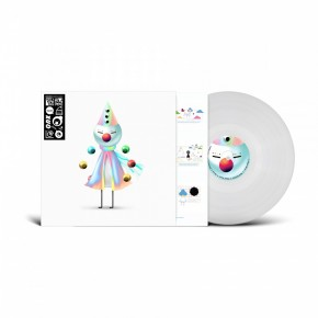 Iglooghost - CLEAR TAMEI / STEEL MOGU (Vinyl)