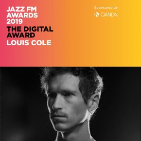Louis Cole wins Digital Award at 2019 JAZZFM Awards