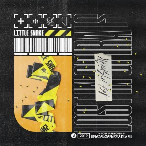 Little Snake - Lost in Spirals EP