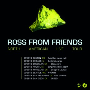 Ross From Friends North American Live Tour