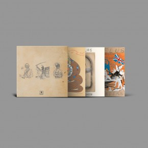 Daedelus - End of Empire Trilogy Boxset