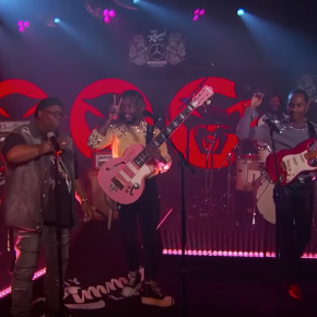 Thundercat LIVE on Jimmy Kimmel